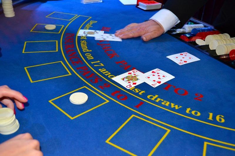 Testaa taitojasi pelaamalla kasinopelejä
